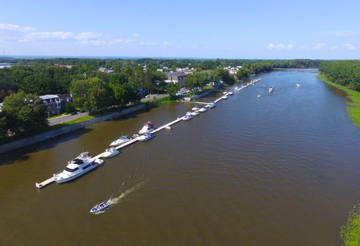 Photo 1 - Port de plaisance de Berthierville