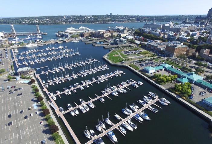 Photo 1 - Marina du Port de Québec