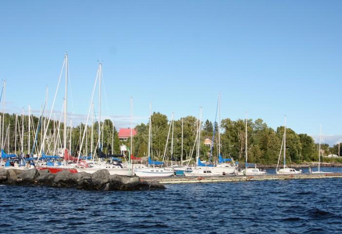 Photo 1 - Club de voile des Îles (Marina des Îles)